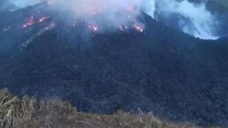 BM açıkladı: Yanardağ patlamasının neden olduğu insani kriz aylar sürebilir