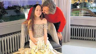 'Mutlu yıllar kızım'