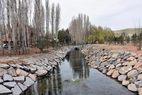 Ahlat'ta yapımı süren Millet Bahçesi Haziran'da açılacak