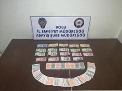 Bolu'da kumar oynayan 6 kişiye 10 bin lira ceza