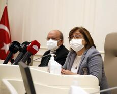 Fatma Şahin: Zırhlı Tugayın yerine kent ormanı yapılacak