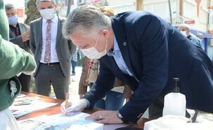 Lüleburgaz'da 'Sıbyan Mektebi'nin müze olması için imza kampanyası