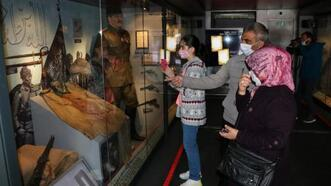 Çanakkale Savaşı Mobil Müzesi Niğde'de