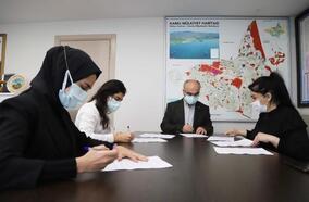 Genç girişimcilerin 'Biriktir' uygulaması Kartal Belediyesi'nin desteğiyle hayata geçti