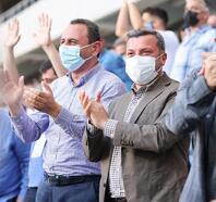Kocaispir: Bu kent Süper Lig'i çok özledi