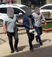 Gasp suçundan 20 yıl hapisle aranan hükümlü Kuşadası'nda yakalandı