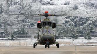 Türkiye'nin kritik görevi: Maksat Helikopteri için orta gövde sevkiyatı!