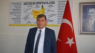 MUZ-BİR Başkanı Türkay: Muz kesimini zamana yaymalıyız