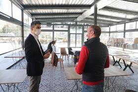 Mehmet Ali Büklü Meydan Projesi Son Aşamada