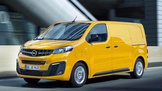 Opel Vivaro-e'ye uluslararası ödül
