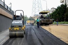 Nilüfer'de konforlu ulaşım için asfalt seferberliği
