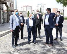 Başkan Büyükkılıç, Kayseri Mahallesini inceledi