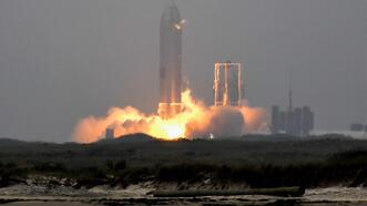SpaceX'in Mars hedefinde önemli başarı
