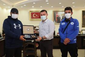 Boksör Avcı: Altın kemeri Türkiye'ye getireceğim