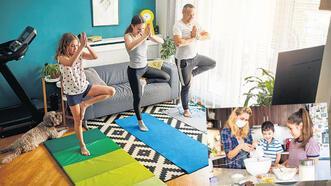 9 günlük tatil başlıyor! Ailelere evi keyifli kılacak öneriler