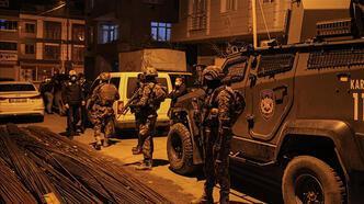 İstanbul'da DEAŞ'a operasyonu! 8 şüpheli yakalandı