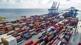 Sanayi kenti Kocaeli'nin ihracatı 4 ayda 5 milyar doları aştı