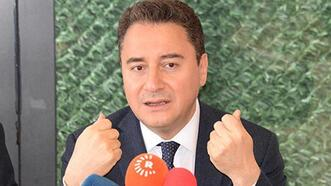 AK Parti'den Ali Babacan'a sert tepki: Bunun adı iki yüzlülük