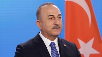Dışişleri Bakanı Çavuşoğlu, İdlib'de şehit olan asker için başsağlığı diledi