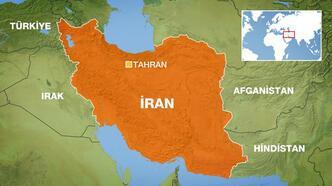 İran'da eğitim uçağı düştü