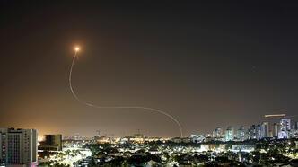 Son dakika... İsrail, sivillerin yaşadığı 12 katlı Hanadi Kulesi'ni hava saldırısıyla yıktı!
