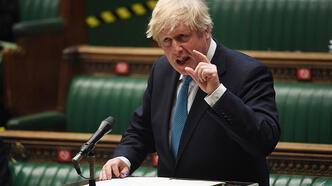 İngiltere Başbakanı Johnson'dan İsrail ve Filistin'e çağrı!
