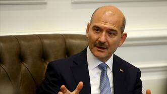 Son dakika: Bakan Soylu'dan Sedat Peker'e yanıt: Bizatihi katkım var!