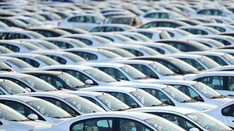 Türkiye'nin binek otomobil ihracatı yükseldi