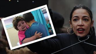 Ocasio-Cortez Kongre'de Filistin'i AA fotoğrafıyla anlattı