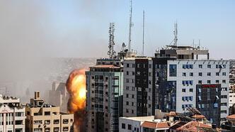 AP Başkanı ve CEO'su Pruitt: 'İsrail saldırısı karşısında dehşete düştük'