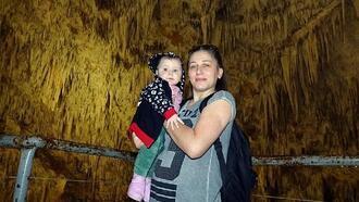 Düzce'de Sarıkaya mağarası büyülüyor