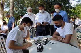Limyra'da Gençlik Bayramı kutlaması