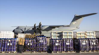 Hindistan'dan Kovid-19 yardımı gönderen Türkiye'ye teşekkür