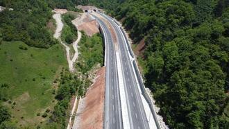 Bartın'da ulaşımı rahatlatacak yol tamamlandı