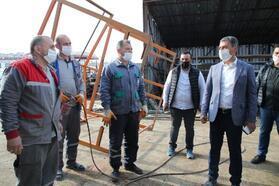 Gölbaşı Belediyesi'nde işçilere 3 bin 300 TL promosyon