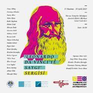 Mersin'de Leonardo da Vinci'ye saygı sergisi açılıyor