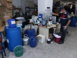 Ankara'da sahte kozmetik ürün operasyonu