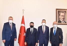 Karacabey'deki sel felaketi, Ankara'da görüşüldü