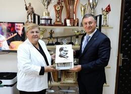 Başkan Erdem'den Hatay ile işbirliği mesajı