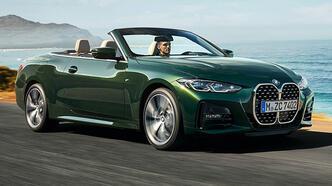 Yeni BMW 4 Serisi Cabrio özellikleriyle şaşırtıyor!