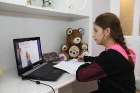 Bucalı gençler Dijital Dershane'yi sevdi: 8 bin üye