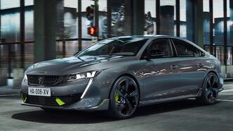 508 Peugeot Sport Engineered'ın reklam yüzü Djokovic oldu