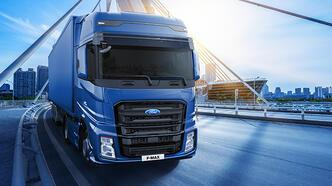 Ford Trucks'tan Lüksemburg adımı