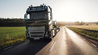 Volvo FH16 tanıtıldı