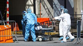 ABD'de koronavirüsten ölenlerin sayısı 598 bin 750'ye yükseldi