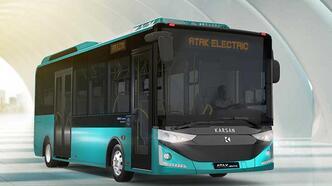 Atak Electric, Almanya yollarına çıkacak