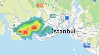 Son dakika... İstanbul'da şiddetli yağmur! Meteoroloji'den flaş uyarı