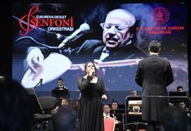 Çukurova Devlet Senfoni Orkestrası'nın 'Yaza Merhaba' konserleri sürüyor