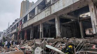 Son dakika... Çin'de patlama! Onlarca ölü ve yaralı var