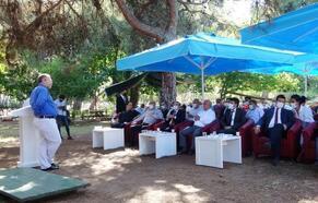 Erdemli'de mülteciler uyum toplantısı yapıldı